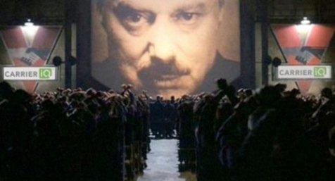 Retour vers le futur avec George Orwell