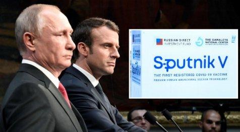 Moscou : en boycottant le vaccin russe, Macron mène « une guerre contre son propre peuple »