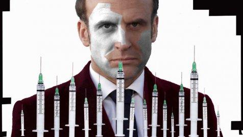 Macron et l'horizon indépassable du vaccin