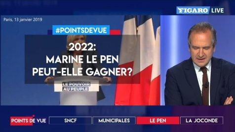 Marine Le Pen peut-elle gagner en 2022 ?