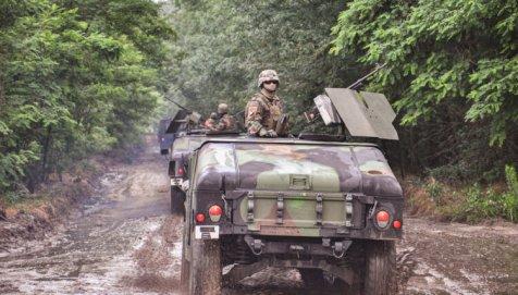 Les exercices de l'Otan s'éternisent en Ukraine
