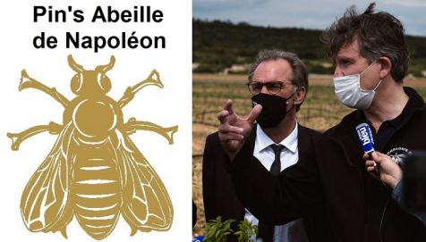 Arnaud Montebourg ou l'abeille napoléonienne