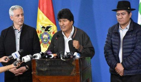 Changement de la garde de gauche par la garde de droite en Bolivie - AgoraVox