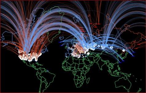 Une guerre nucléaire ferait 90 millions de victimes en quelques heures et semble de plus en plus probable