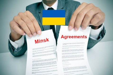 L'Ukraine déclare s'être dégagée du « crochet » des accords de Minsk