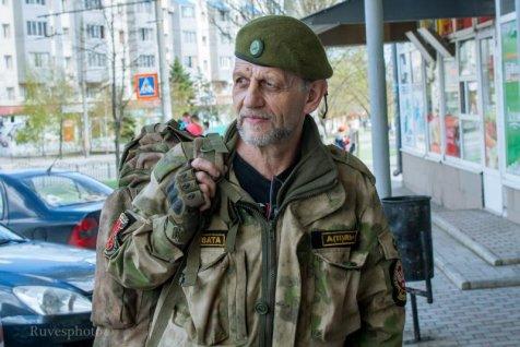 Volontaire français dans le Donbass : « Un jour, il risque d'y avoir une confrontation » (Partie I)