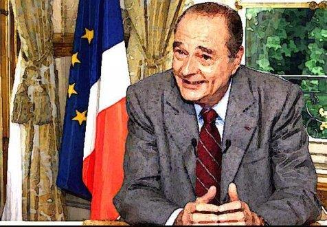 Le testament de Jacques Chirac