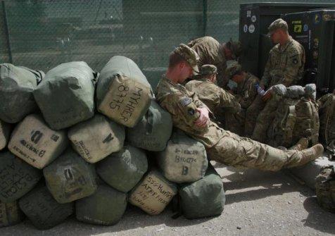 Afghanistan : le départ définitif des troupes américaines