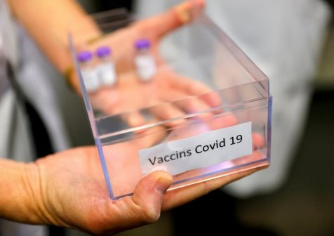Le vaccin est un plus grand problème pour l'Europe que le COVID-19 lui-même