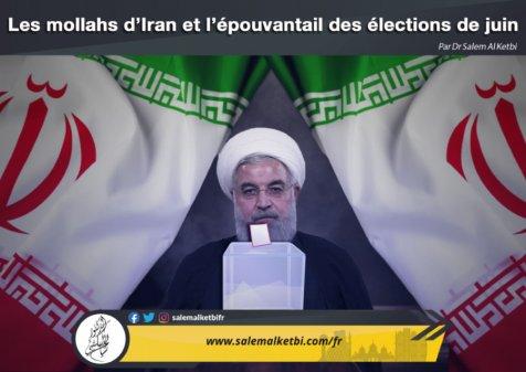 Les mollahs d'Iran et l'épouvantail des élections de juin
