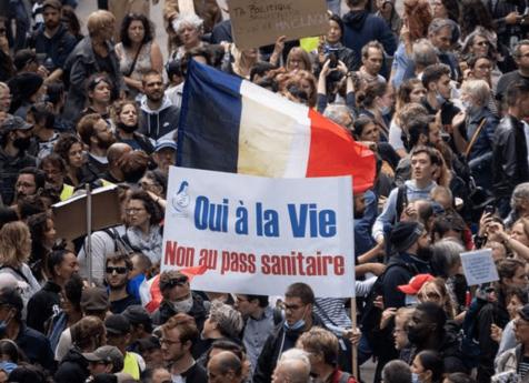 A propos du N.O.M. comme forme évoluée « moderne » du totalitarisme, …et de son « Innommable » succursale en France !