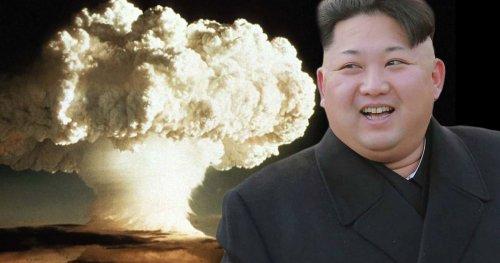 """Résultat de recherche d'images pour """"kim jong un nucléaire"""""""
