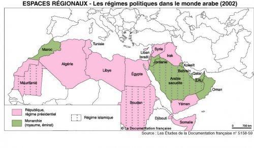 Un Nouveau Monde Arabe Agoravox Le Media Citoyen