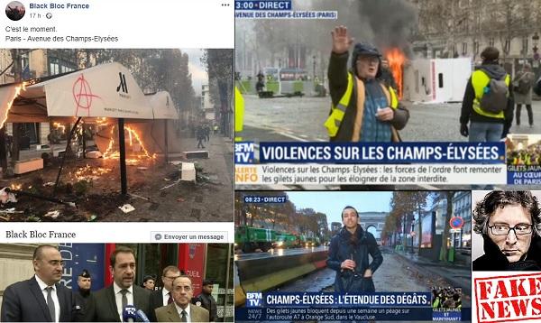 Gilets Jaunes Michel Onfray Denonce La Desinformation Des Medias