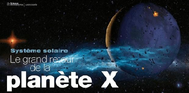 d4a169b7f95a Un astronome au Caltech dit que de nouvelles preuves ont été découvertes,  qui indiquent qu il y a une planète massive qui se cache quelque part, ...