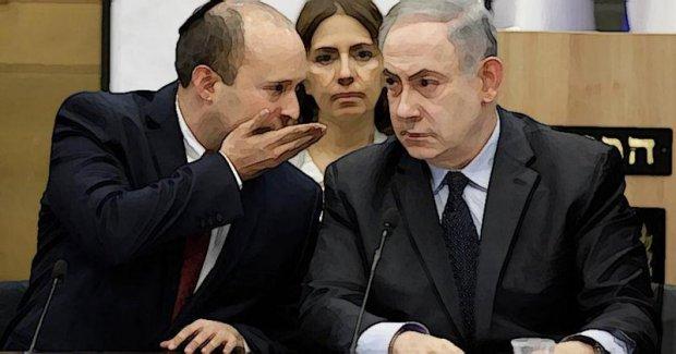 Naftali Bennett, Premier Ministre d'Isral la place de Benyamin Netanyahou
