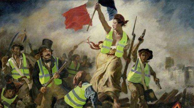 """Résultat de recherche d'images pour """"revolution jaune"""""""