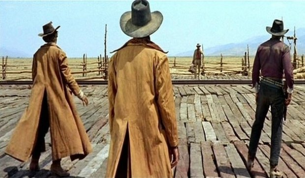 Sergio Leone for ever