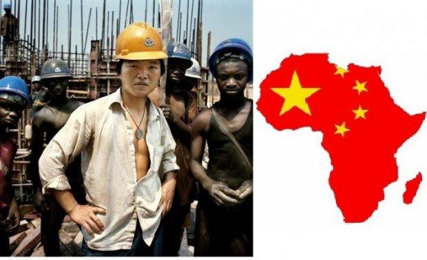 """Résultat de recherche d'images pour """"chinois en Afrique"""""""