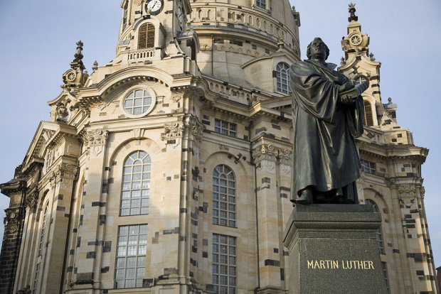 Faut-il enterrer Luther en 2018 ?