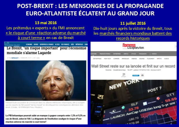 b1c26180c1d4a6 13 mai 2016   Christine Lagarde se rend à Londres pour affoler les  Britanniques avec des « expertises » angoissantes du FMI en cas de vote du  Brexit
