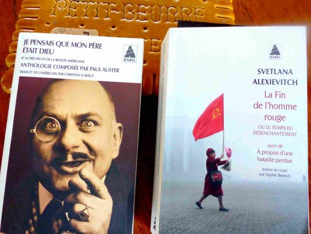 63537874647736 Svetlana Alexievitch, Paul Auster   Préférez-vous les histoires vraies   -  AgoraVox le média citoyen