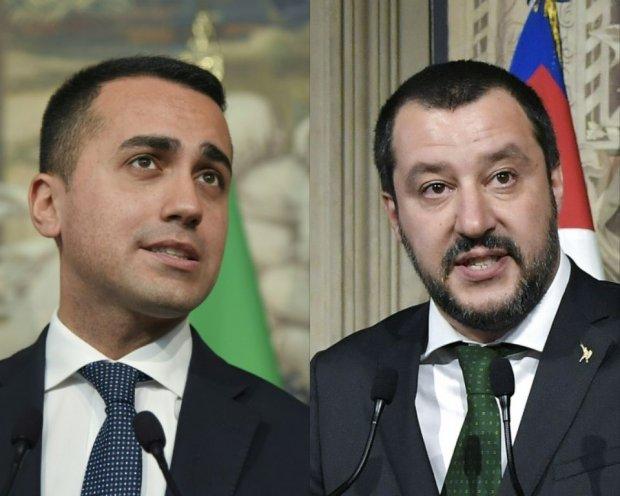 L'UNION EUROPEENNE VACILLE. EN ITALIE, LES PARTIS ANTI-SYSTEME ONT TROUVE UN ACCORD POUR FORMER UN GOUVERNEMENT 1_1_-4-0d655