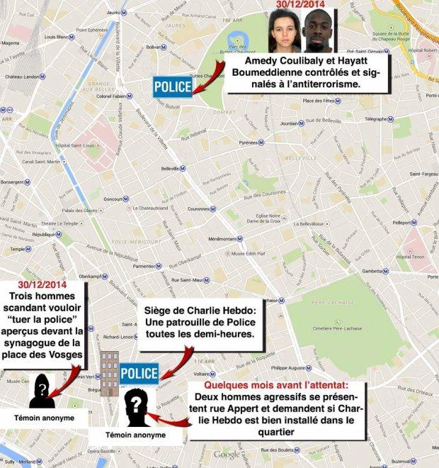 comment les auteurs des attentats de paris sont ils pass s. Black Bedroom Furniture Sets. Home Design Ideas