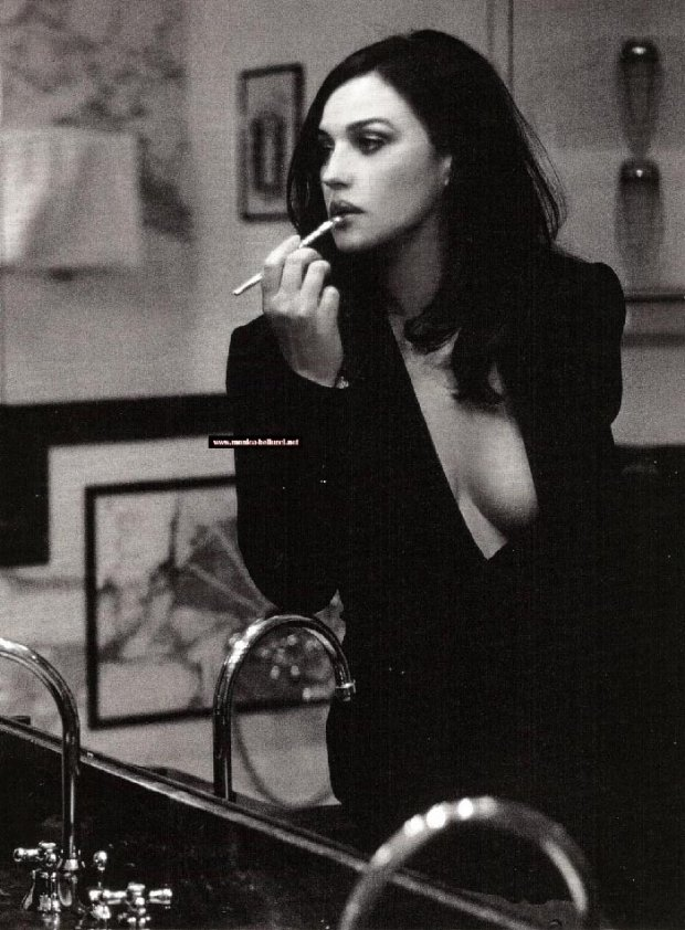 Photos : et Dieu créa Monica Bellucci